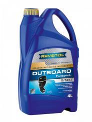 Outboard-Öl: Ravenol 2T, voll-synthetisch